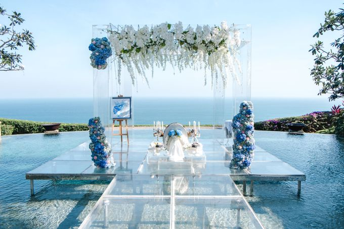 Real Wedding of Jesse & Mahsa by Tirtha Bridal - 007