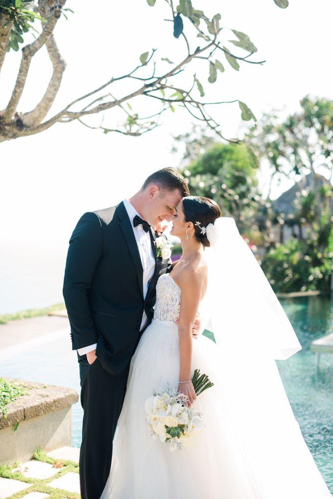 Real Wedding of Jesse & Mahsa by Tirtha Bridal - 014