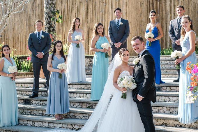 Real Wedding of Jesse & Mahsa by Tirtha Bridal - 017