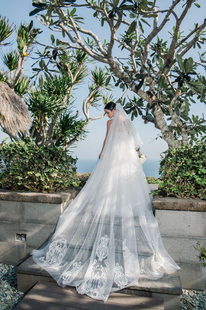 Real Wedding of Jesse & Mahsa by Tirtha Bridal - 008