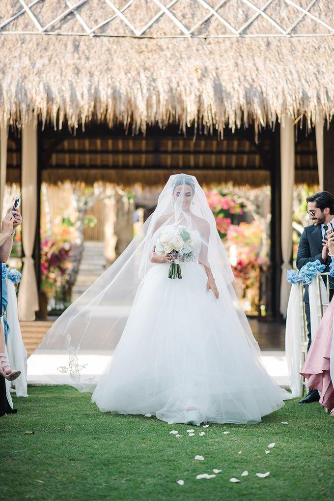 Real Wedding of Jesse & Mahsa by Tirtha Bridal - 012