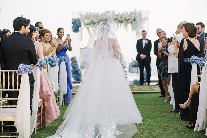 Real Wedding of Jesse & Mahsa by Tirtha Bridal - 013