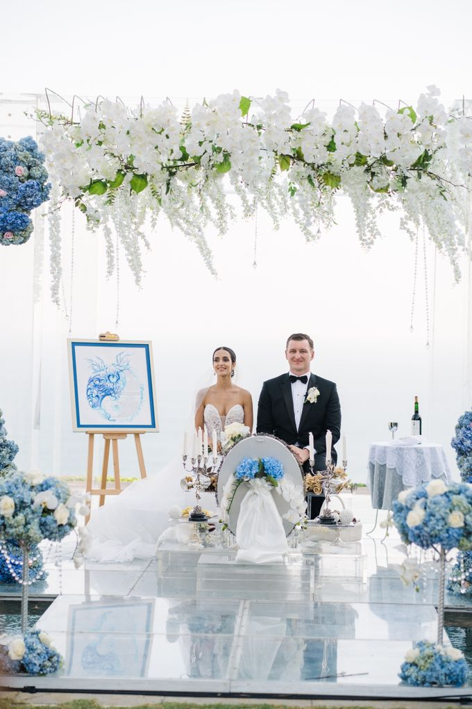 Real Wedding of Jesse & Mahsa by Tirtha Bridal - 022