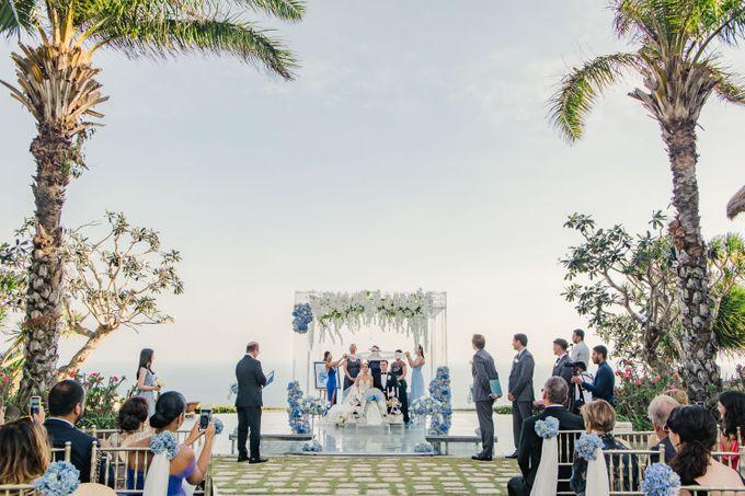 Real Wedding of Jesse & Mahsa by Tirtha Bridal - 021