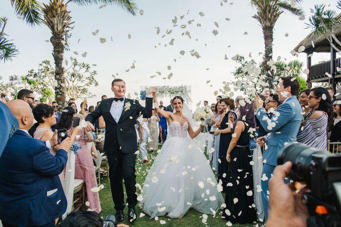Real Wedding of Jesse & Mahsa by Tirtha Bridal - 023