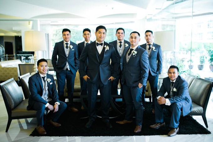 Mo and Ycienne Wedding  by Hizon's Catering - 005