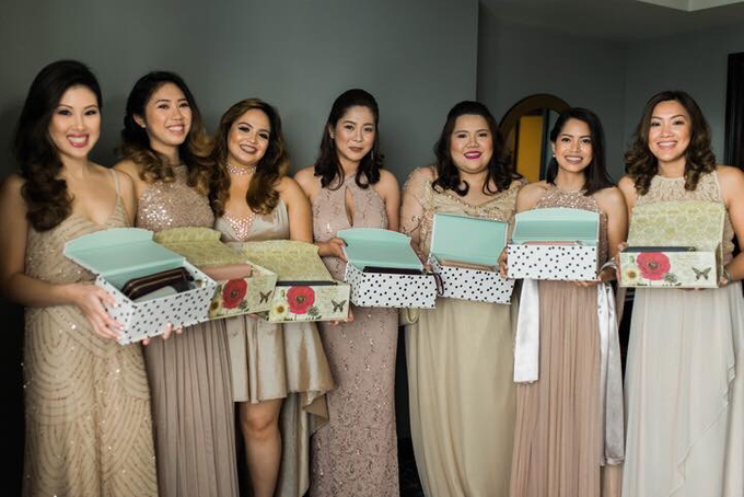 Mo and Ycienne Wedding  by Hizon's Catering - 006