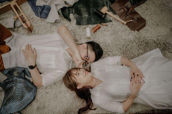 RAFAEL & DEBBIE - PREWEDDING by Winworks - 009