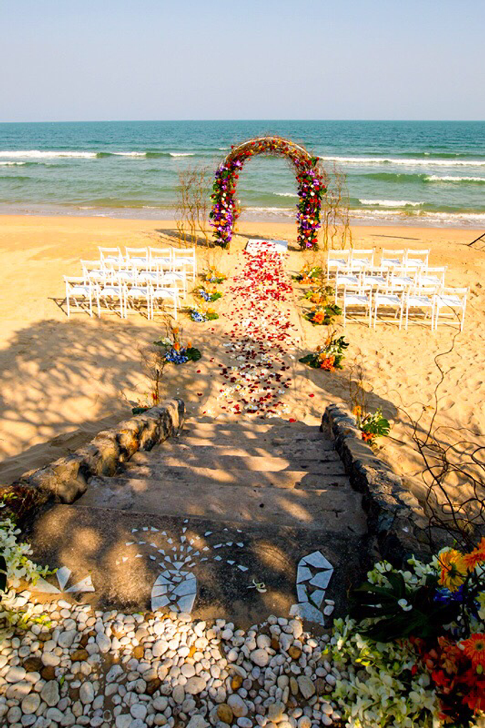 The romantic hideaway by Majestic Events - 004