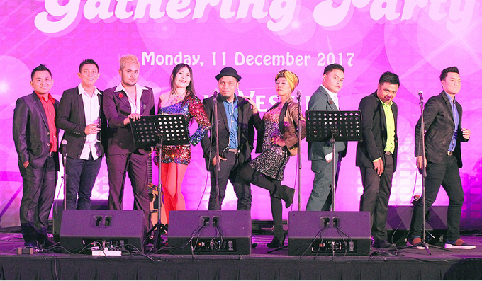 Westin Jakarta - Year End Gathering Party by MAJOR ENTERTAINMENT - 001