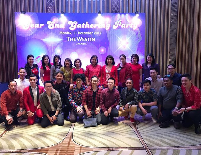 Westin Jakarta - Year End Gathering Party by MAJOR ENTERTAINMENT - 012