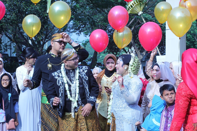 Wedding of Egy & Lutfi by MAJOR ENTERTAINMENT - 003