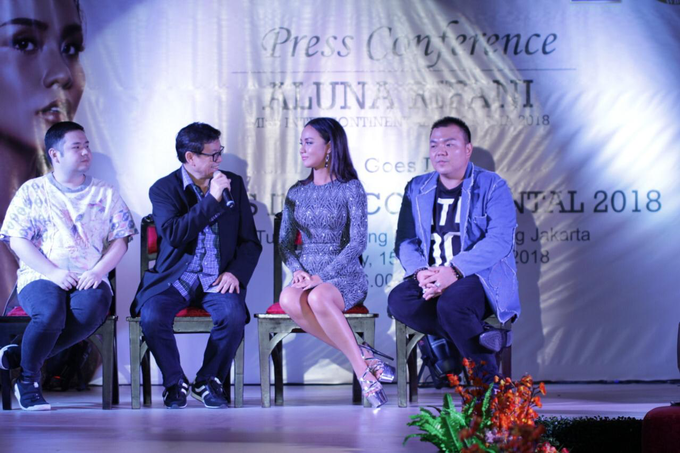 Press Conference Miss Intercontinental Indonesia by MAJOR ENTERTAINMENT - 010