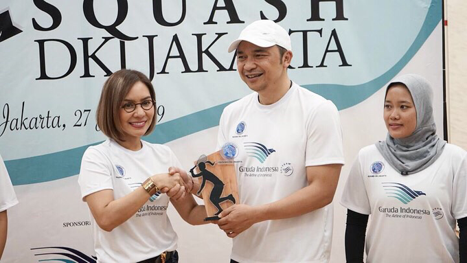FIT & FUN with Squash DKI Jakarta x Garuda Indones by MAJOR ENTERTAINMENT - 002