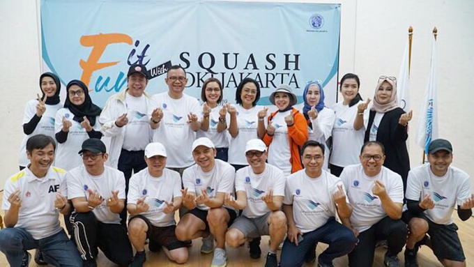 FIT & FUN with Squash DKI Jakarta x Garuda Indones by MAJOR ENTERTAINMENT - 005