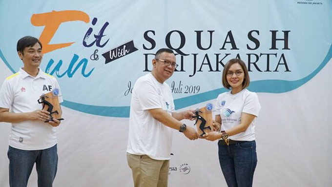 FIT & FUN with Squash DKI Jakarta x Garuda Indones by MAJOR ENTERTAINMENT - 008