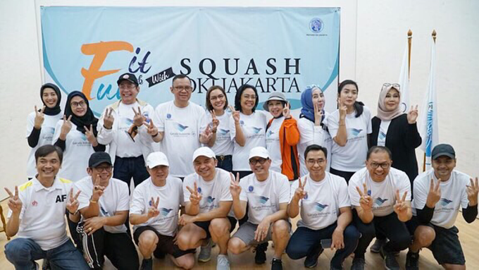 FIT & FUN with Squash DKI Jakarta x Garuda Indones by MAJOR ENTERTAINMENT - 007