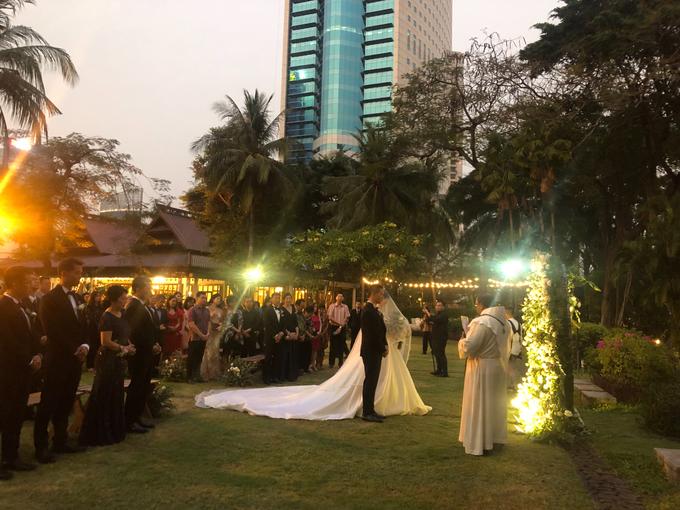 Wedding of Dessen & Nina by MAJOR ENTERTAINMENT - 002