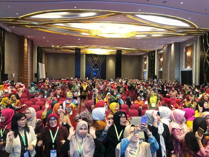 Pertemuan Ilmiah Tahunan Bidan Indonesia 2019 by MAJOR ENTERTAINMENT - 007