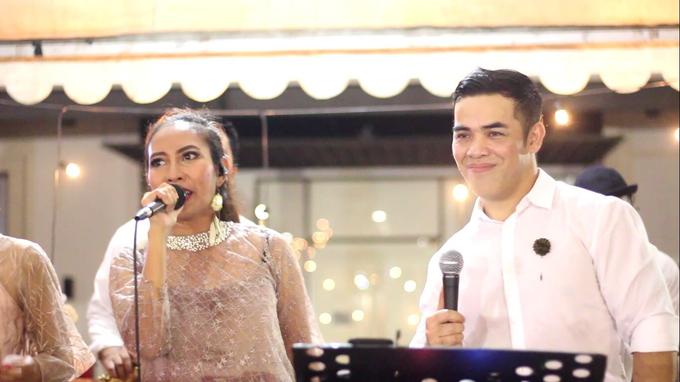 Wedding of Adrian & Yuli by MAJOR ENTERTAINMENT - 002