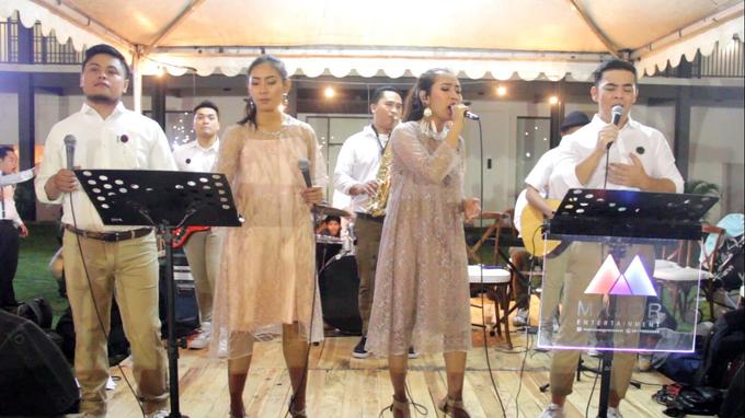 Wedding of Adrian & Yuli by MAJOR ENTERTAINMENT - 012