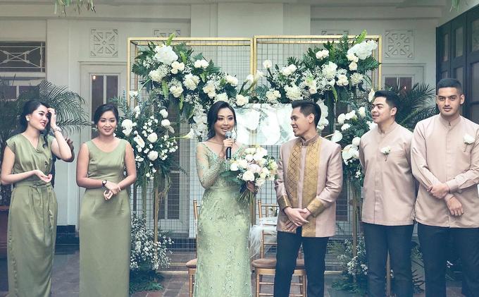 Wedding of Fachry & Ica by Derzia Photolab - 004