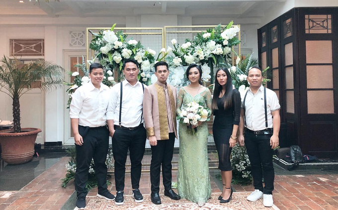 Wedding of Fachry & Ica by Derzia Photolab - 002