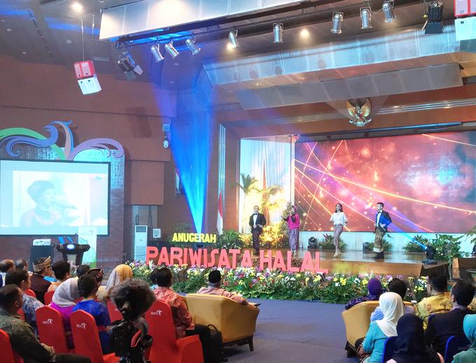 Anugerah Pariwisata Halal Indonesia by MAJOR ENTERTAINMENT - 001