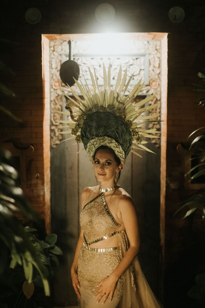 Wedding Headdresses by Make A Scene! Bali - 003