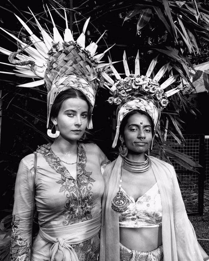 Wedding Headdresses by Make A Scene! Bali - 011