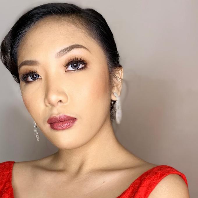 Alianna's Pageant Make up by Make Up Artistry by Jac Sindayen - 005