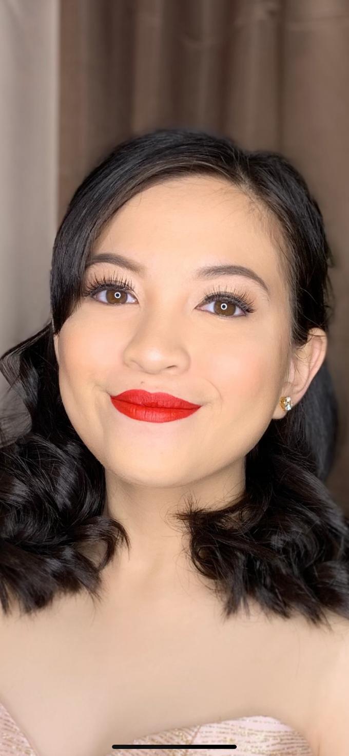 Airbrush Makeup for Tina  by Make Up Artistry by Jac Sindayen - 001