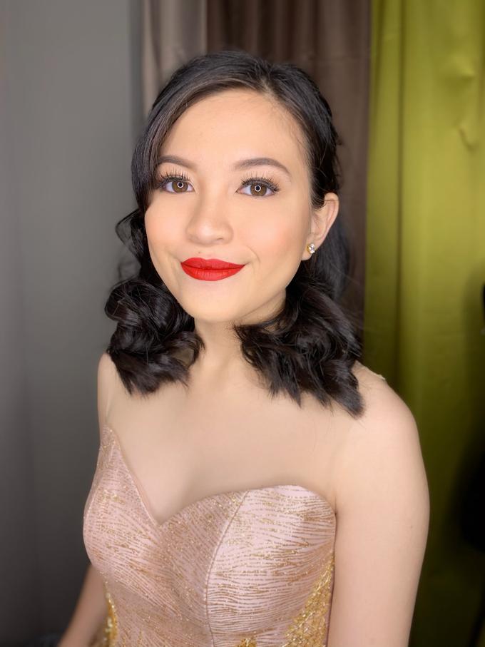 Airbrush Makeup for Tina  by Make Up Artistry by Jac Sindayen - 003