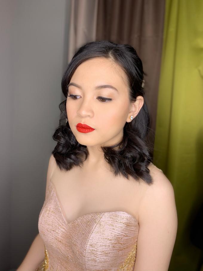 Airbrush Makeup for Tina  by Make Up Artistry by Jac Sindayen - 002