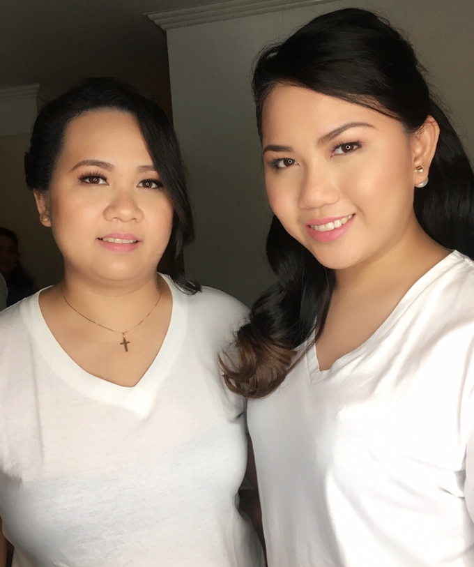 Jamie Bridesmaid for her brother's Wedding  by Make Up Artistry by Jac Sindayen - 003