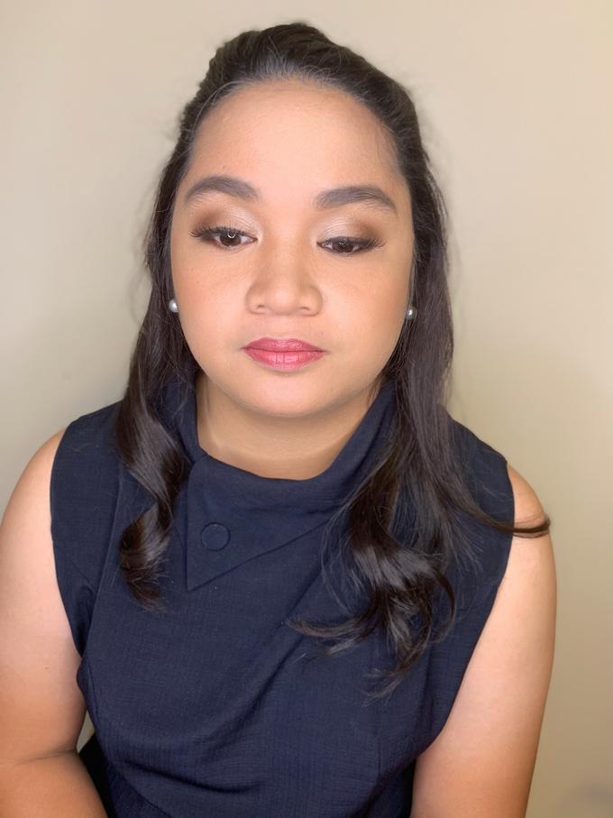 Graduation Makeup: Lou Nadonga by Make Up Artistry by Jac Sindayen - 002