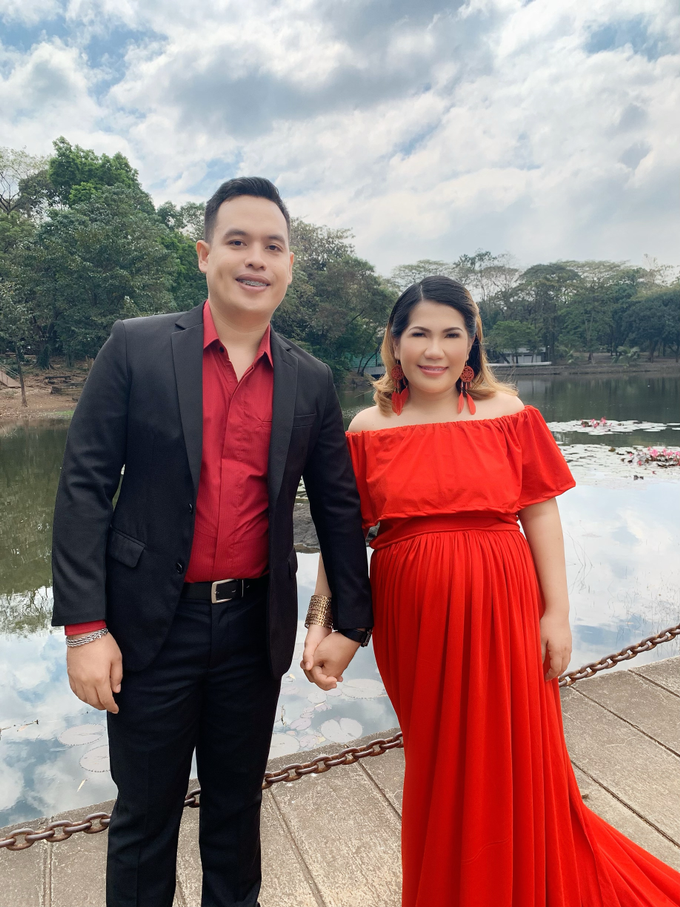 Prenup Shoot for Ms Babylhyne and Sir Michael  by Make Up Artistry by Jac Sindayen - 002