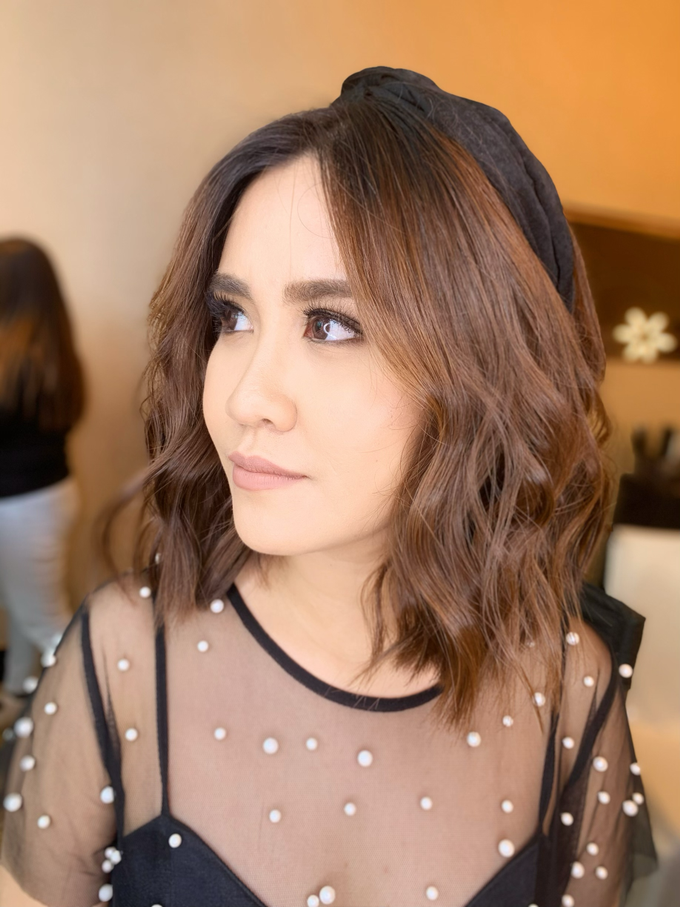 Estee Lauder's Dinner and Dance Party by Make Up Artistry by Jac Sindayen - 003