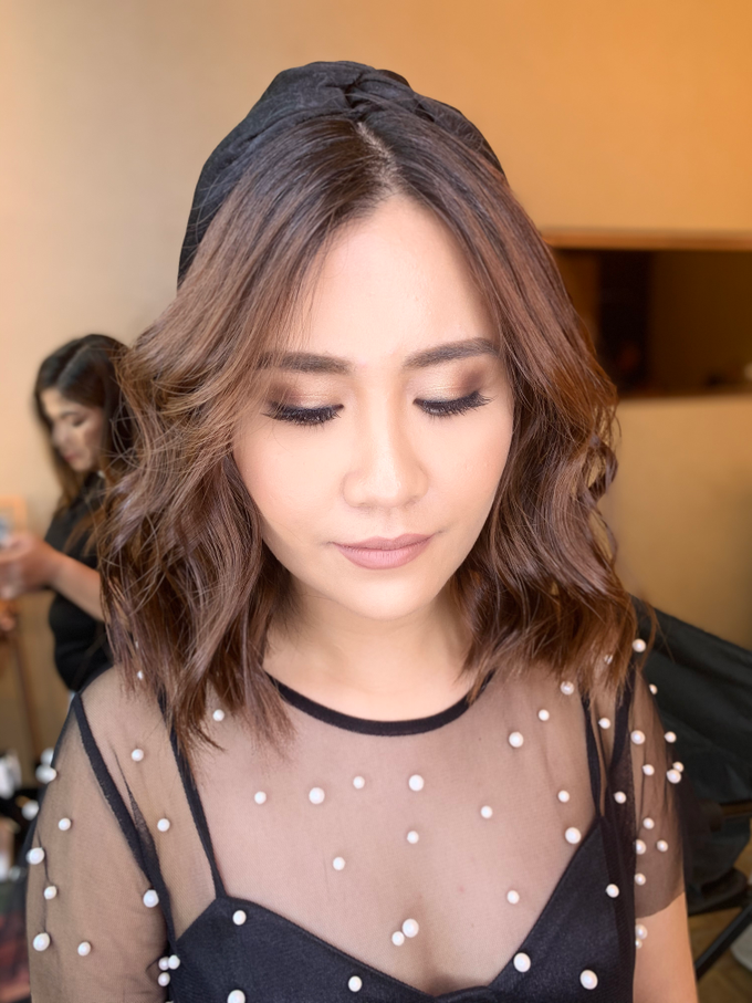 Estee Lauder's Dinner and Dance Party by Make Up Artistry by Jac Sindayen - 004