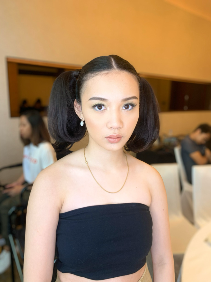 Estee Lauder's Dinner and Dance Party by Make Up Artistry by Jac Sindayen - 001