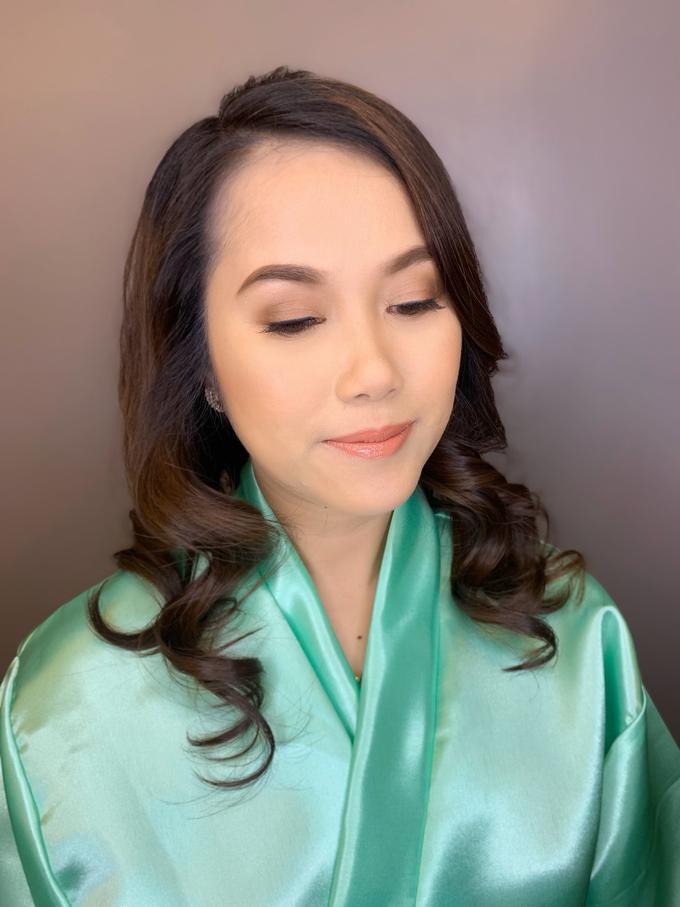 Ms A-Bee's Wedding Preps by Make Up Artistry by Jac Sindayen - 003