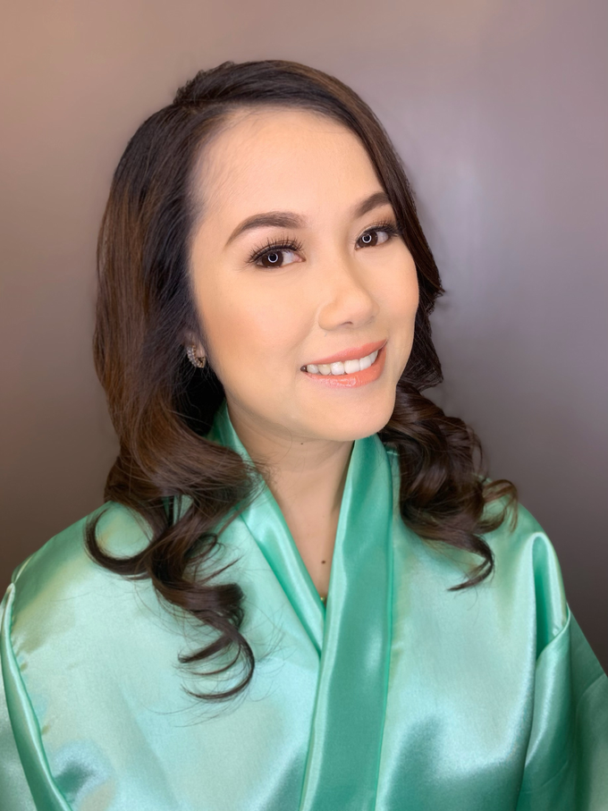 Ms A-Bee's Wedding Preps by Make Up Artistry by Jac Sindayen - 004