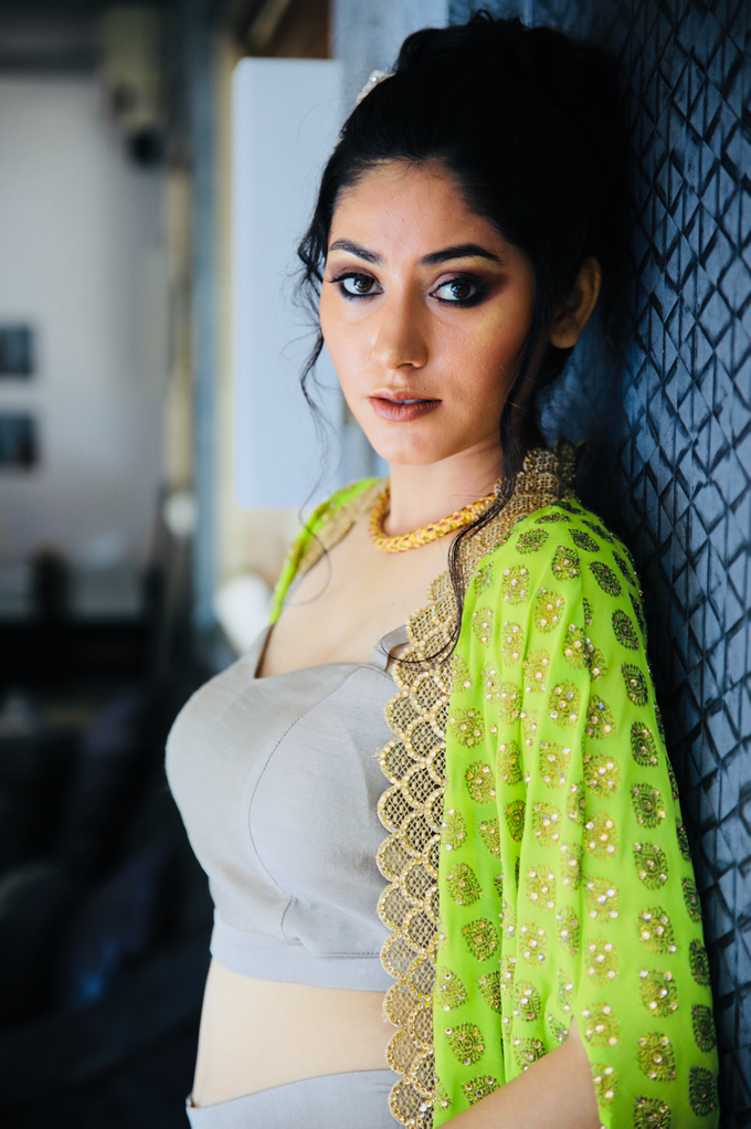 Sangeet look  by make up by Pooja - 001
