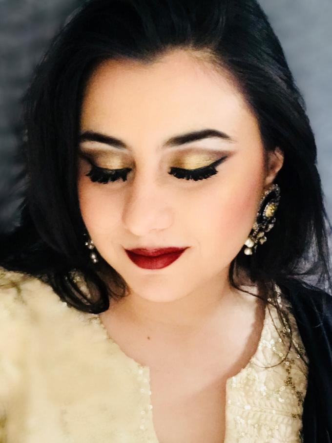 Bridal  by make up by Pooja - 001