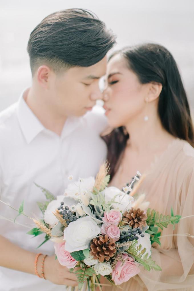 Prewedding of Franky & Veranica by Makeup by Windy Mulia - 002