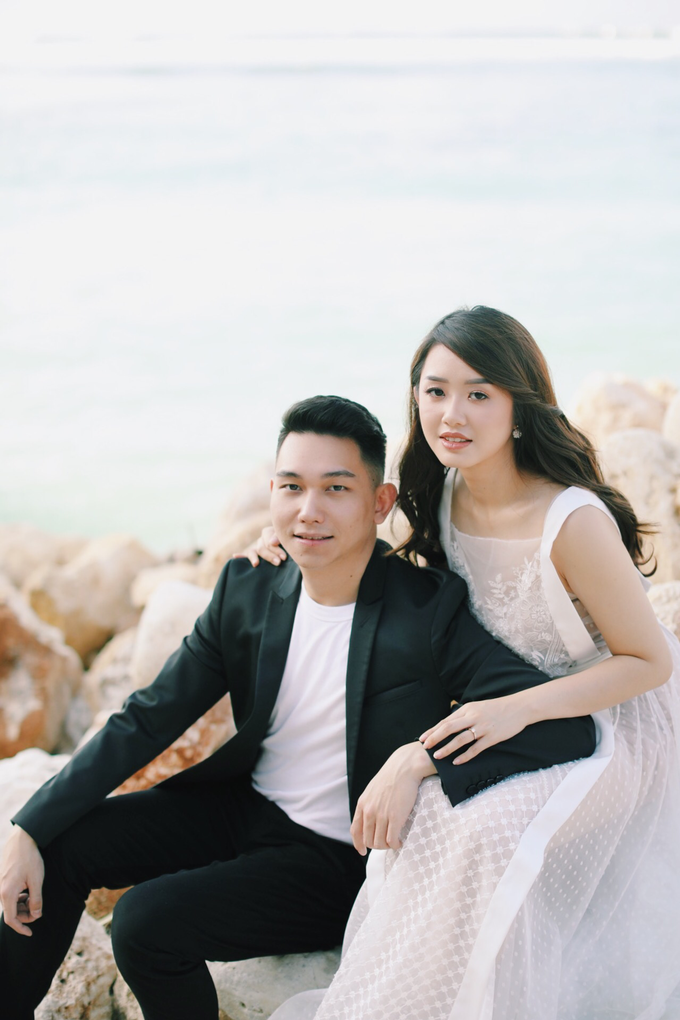 Prewedding of Vanessa & Andry by Makeup by Windy Mulia - 010
