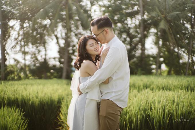 Prewedding of Darryl & Ellysia by Makeup by Windy Mulia - 002