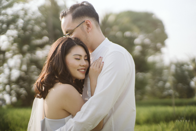 Prewedding of Darryl & Ellysia by Makeup by Windy Mulia - 001