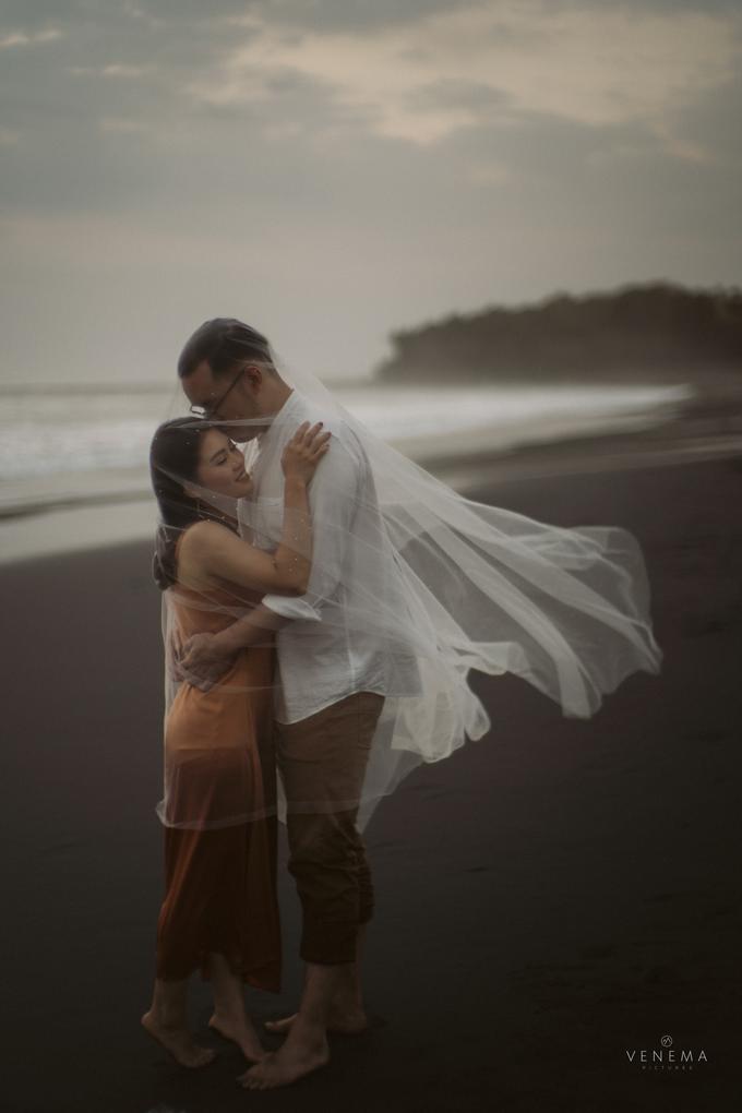 Prewedding of Darryl & Ellysia by Makeup by Windy Mulia - 004