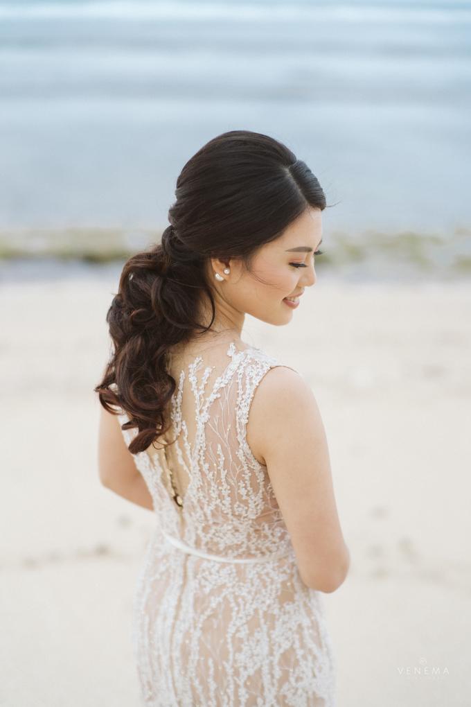 Prewedding of Darryl & Ellysia by Makeup by Windy Mulia - 012